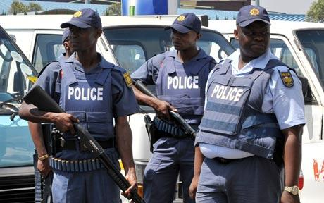Tactical Response Team Better Equipped To Tame Violent Crimes, Assures South African Police