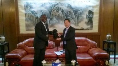 China Supports West Africa's Efforts in Counter-Terrorism
