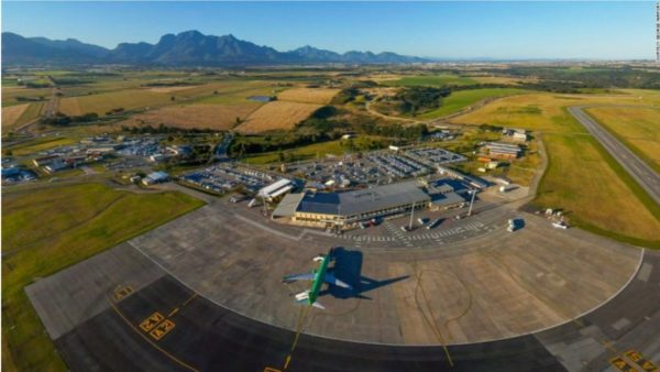 South-Africa Debuts With 6 Solar-Powered Airports in Africa