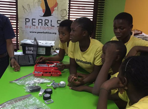 Australia High Commission And Pearls Africa Foundation Commemorate International Day Of The Girl Child