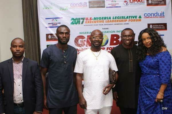 Faces At The 2017 USNIGLELF/FACE HONORS Awards Press Conference/Reception In Lagos