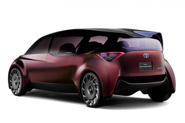 Toyota Fine-Comfort Ride Concept To Star At Tokyo In Grandstyle