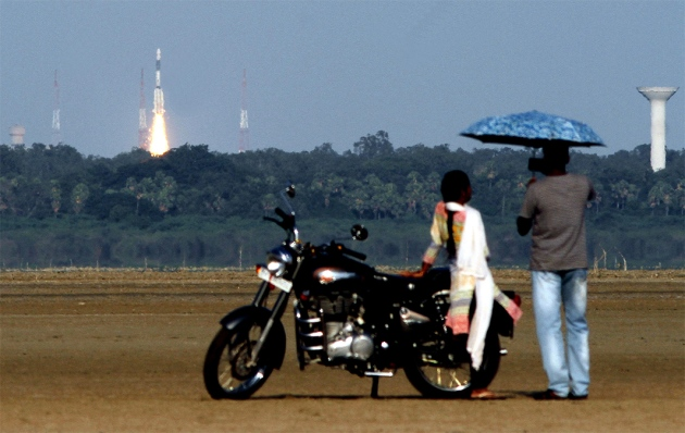 India Gears Up For A Second Moon Mission Since Its 2008 Debut