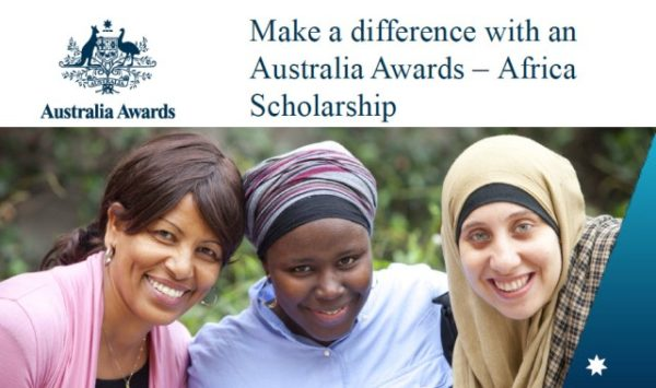 Strengthening The Skills And Capacities Of Africa's Future Leaders With The Australia Awards