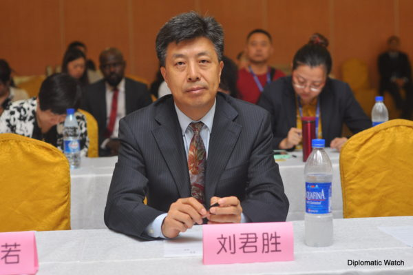 Nigeria Striding Towards Industrialization, Integration,Modernization- Chinese Commercial Consul, Lagos