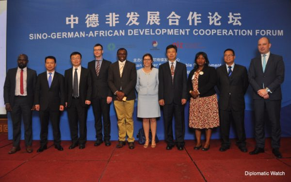 Sino-German-African Sustainable Development Cooperation Holds Forum in Lagos to Strengthen Trilateral Cooperation