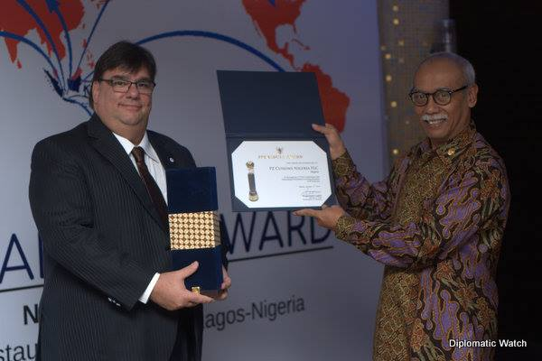 Photos: Evening Of Honour For PZ Cussons At The Primaduta Award 2017
