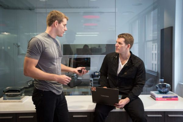 "The First ""Bitcoin Billionaires"" Are Winklevoss Twins"