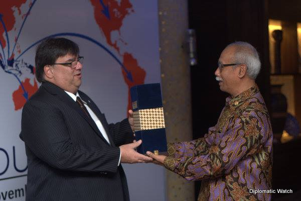 When The Republic Of Indonesia Honoured PZ Cussons At Primaduta Award 2017