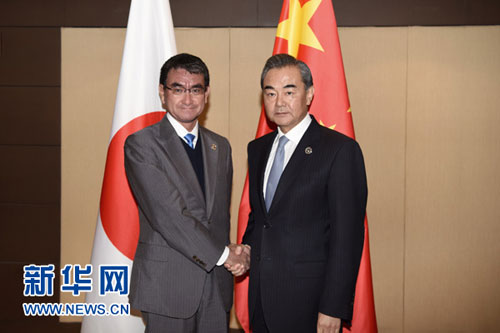 Japan, China Optimistic For Strenghtened Ties