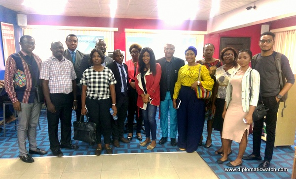 IVLP Alumni Association, Lagos State Chapter Holds Engagement Event, February 6, 2018