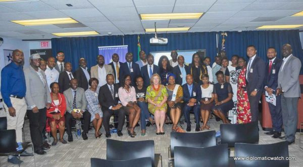 Reflections As IVLP Alumni Lagos Reunite, Set To Launch Mentorship Program To Tackle Drug Abuse, Others In Schools