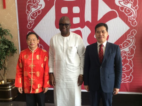 Nigeria-China Bilateral Relations Reached $13.78bn in 2017, says Consul General, Chao Xiaoliang