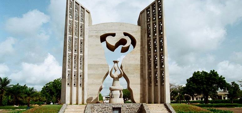 Togo Independence monument