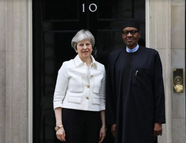 Open Letter To UK Prime Minister Theresa May: Same-Sex Relations Not Nigeria's Germane Problem, 24-Hour Electricity Supply Is