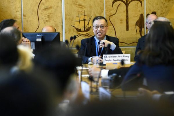 Chinese Experience In Organ Transplantation Appreciated At World Health Assembly