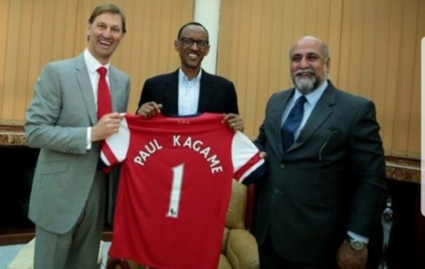 Why Rwanda Was Chosen As Arsenal's Tourism Partner