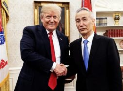 Trump and Liu He