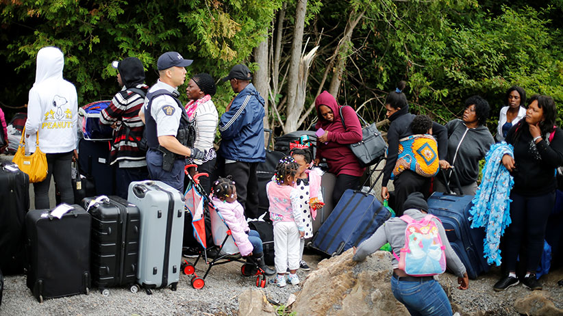 Canada Vows To Go Hard On Asylum Seekers