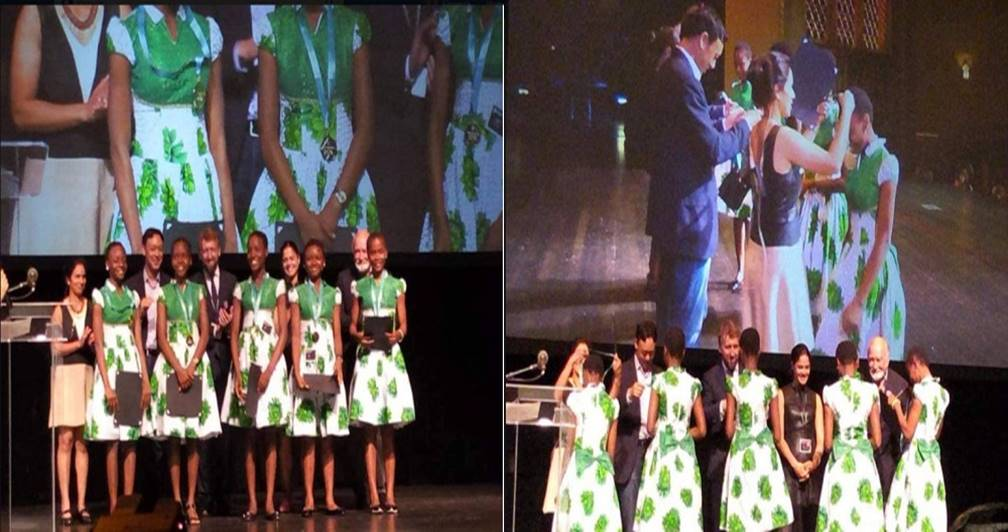 India, Nigeria Girls Win International Mobile App Competition