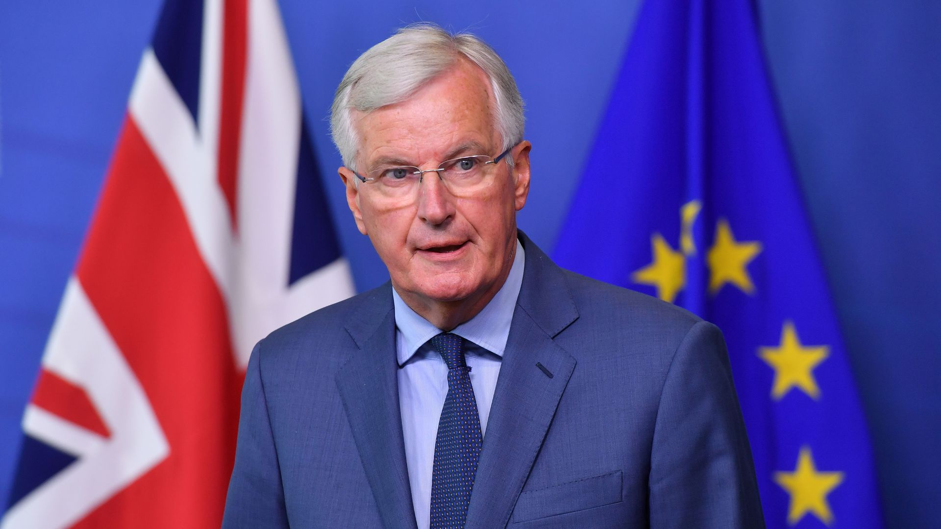 European Union Chief Brexit Negotiator Strongly Opposed To U.K. Proposal