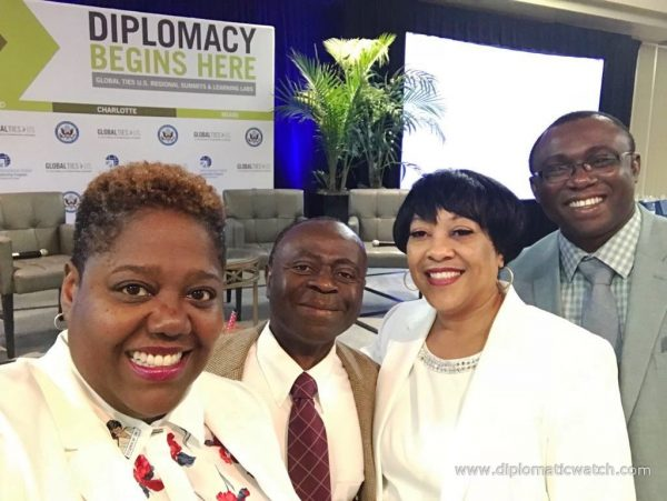 """Diplomacy Begins Here"" Regional Summit, Charlotte Driving Economic Growth And Entrepreneurship"