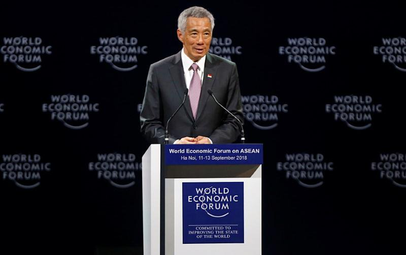 Singapore Prime Minister Unsure If China-Backed Trade Pact Will Be Finalised This Year