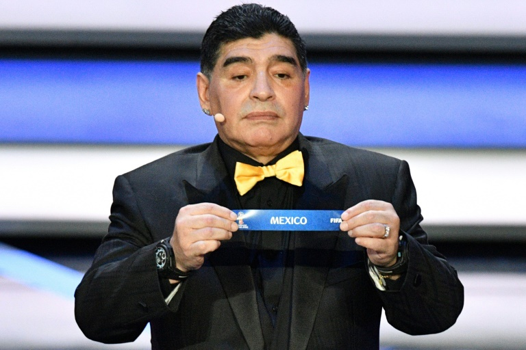 Maradona To Coach Second-division Side Dorados In Mexico
