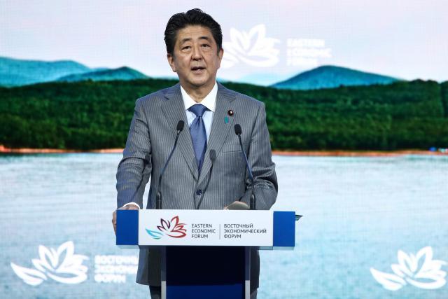 Japan's Prime Minister Aims To Rewrite Constitution In 3rd Term