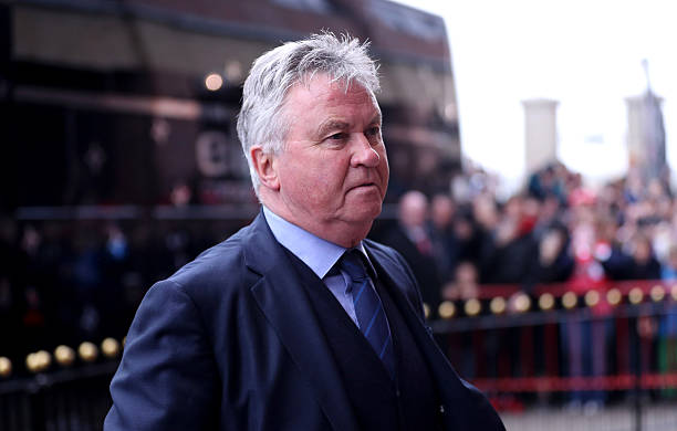 Former Chelsea Manager Guus Hiddink Appointed Coach of Chinese Olympic Team