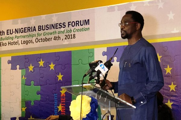 7th EUNB Forum: Job Creation Is A Key Contribution Of The Private Sector To Poverty Reduction – Afolabi Imoukhuede