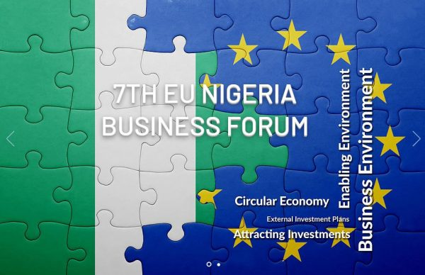 7TH EU-Nigeria Business Forum Set To Discuss Partnerships For Growth And Job Creation