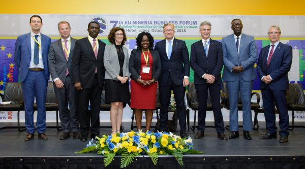 EU-Nigeria Partnership: Sustainable Growth And Job Creation Attainable In Nigeria