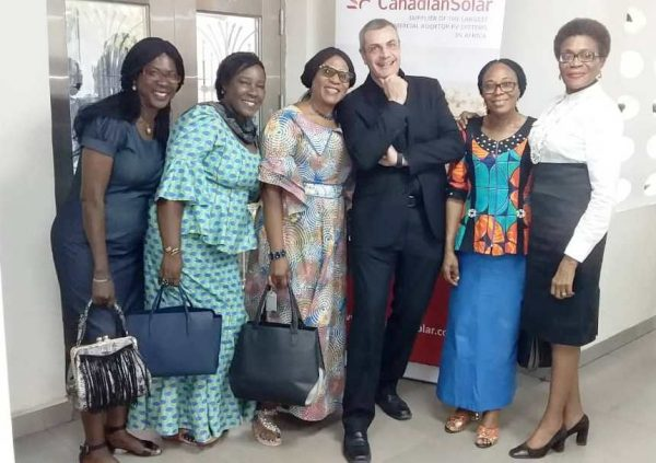 WIRE-A Attends Solar Energy Workshop In Lagos