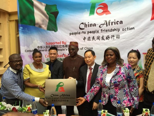 Nigeria-China Bilateral Cooperation In Demonstration As Primary School Gets Makeover In Lagos
