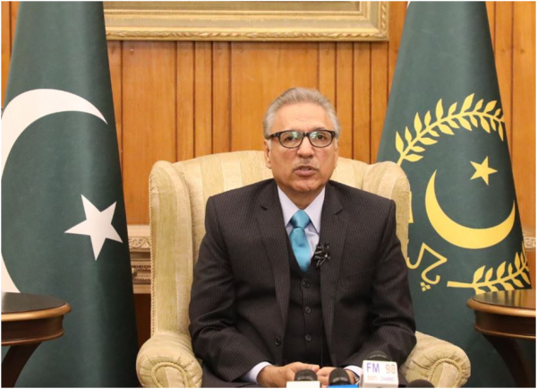 The Belt And Road Initiative Is Remarkable-  Pakistani President