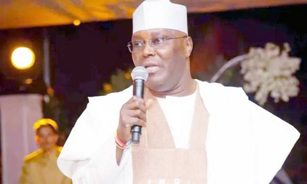 Atiku Condemns 'Election', Vows To Go To Court