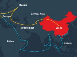 Belt and road initiative 1