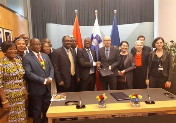 Ghana Signs MOU With Slovenia On Economic Cooperation