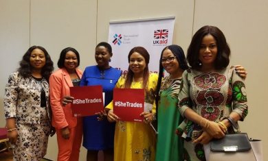 ITC AND UPS PREPARE WOMEN ENTREPRENEURS FOR THE EXPORT MARKET
