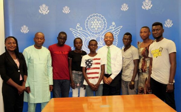 The US States Department Lifts The Nigerian Spirit Through Sports Diplomacy