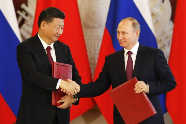 Russia-China Bilateral Ties: Towards An Enduring Partnership