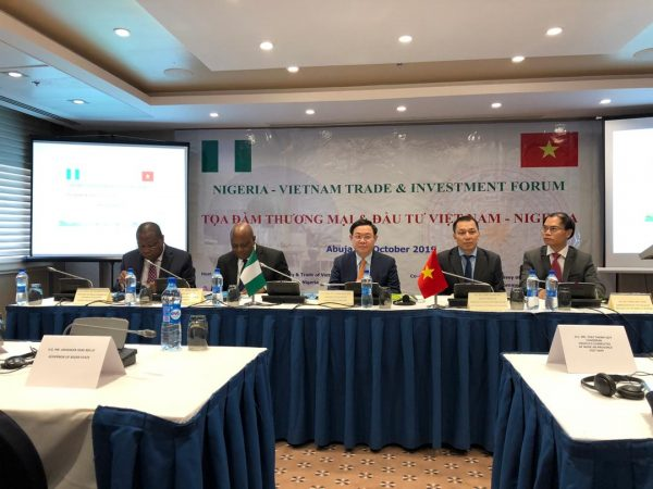 Pictorial Highlights Of Nigeria-Vietnam Investment And Trade Forum
