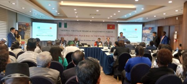 Nigeria Vietnam Trade And Investment Forum: Both Countries Sign MOU On Visa Waiver Requirements