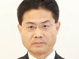 Picture of Consul General Mr.Chu Maoming